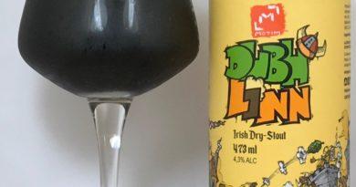 Dubhlinn Irish Dry Stout –O Motim