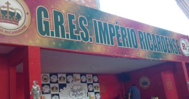 Tem Capivara no Samba – Final da Império Ricardense – Carnaval 2018 df8772d973898