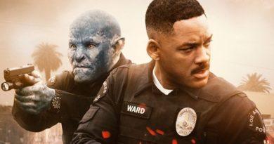 Bright, novo filme do astro Will Smith, estreia no dia 22 de dezembro, na Netflix
