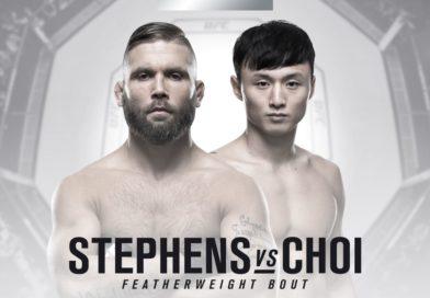 Em evento marcado pelo adiamento da despedida de Vitor Belfort, Jeremy Stephens vence a luta principal do UFC St. Louis
