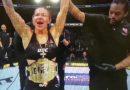 Cris Cyborg derrota Holly Holm e mantém o cinturão dos penas no último UFC de 2017
