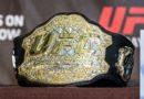 Os campeões de todas as categorias do UFC